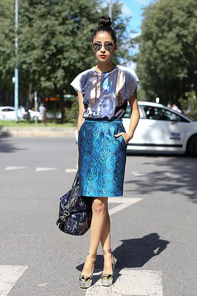 4.-metallic-skirt